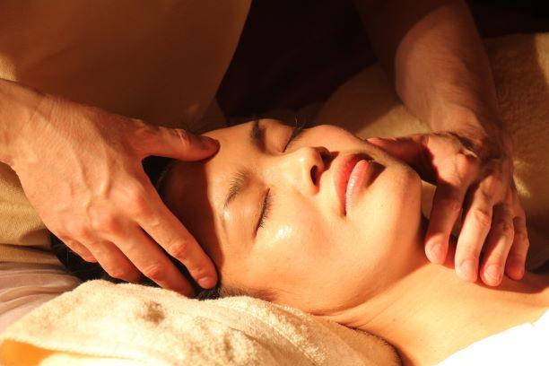 masaż relaks regeneracja uspokojenie