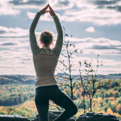 Ruch regeneracja dobre samopoczucie